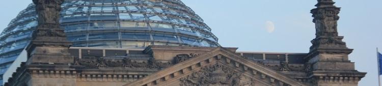 Bundestag Dem Deutschen Volke