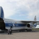 Grosses Transportflugzeug
