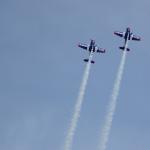 Kunstflug Propellermaschinen
